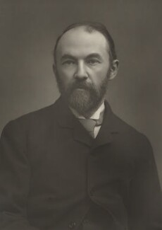 A portrait of Thomas Hardy