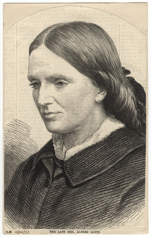 A portrait of Margaret Gatty