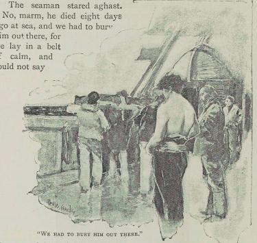 A sample page from De Profundis by Arthur Conan Doyle