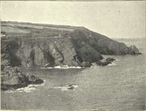 A sample page from The Fiddle Rock by Graily Hewitt